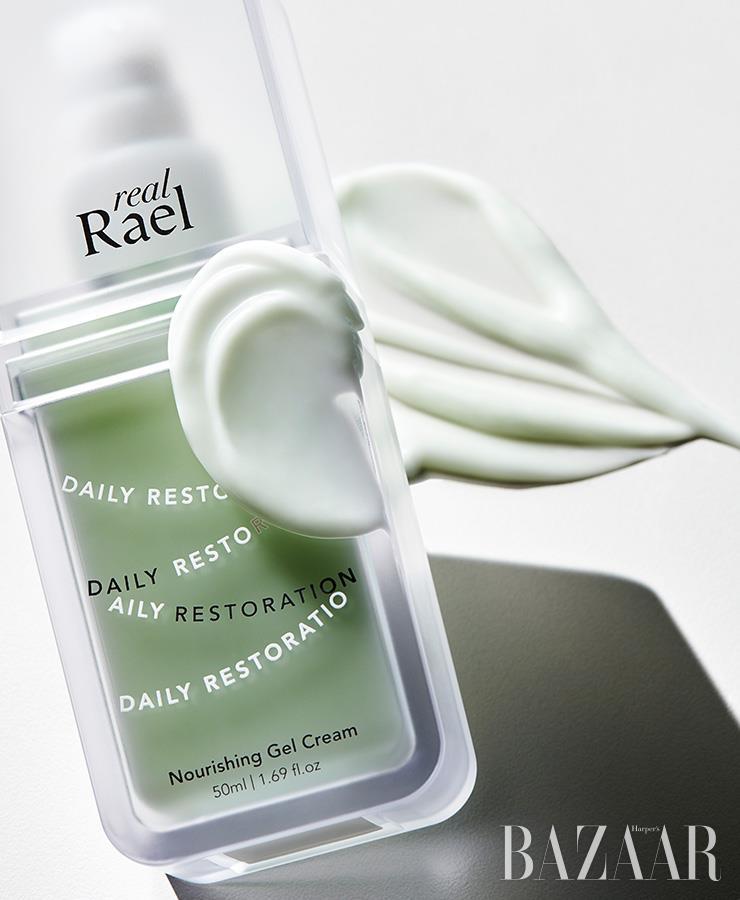 Real Rael 데일리 레스토레이션 크림 4만5천원.