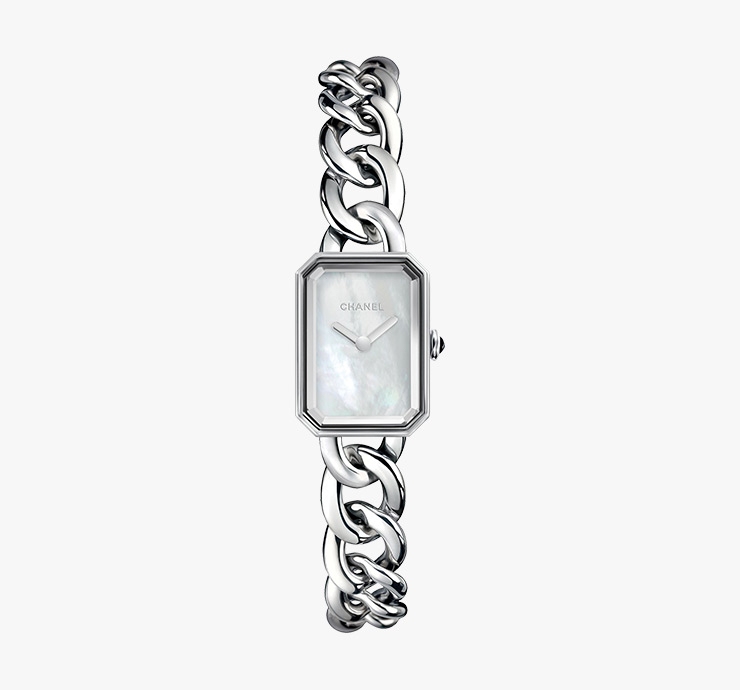 '프리미에르 체인' 워치는 가격 미정 Chanel Watch & Fine Jewelry.