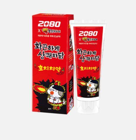 2080 '호치 치약' ⓒ 삼양식품