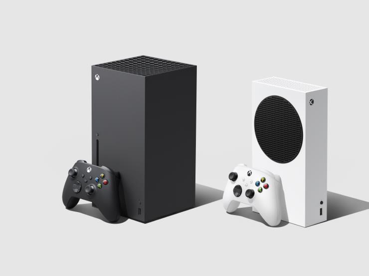 11월 10일에 출시하는 마이크로소프트 신형 엑스박스 시리즈