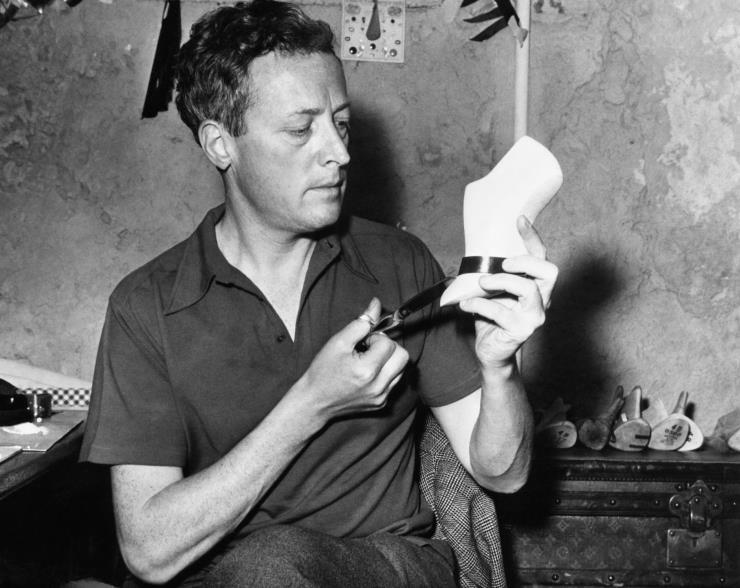 1953년 로저 비비에의 모습. Ⓒ게티 이미지