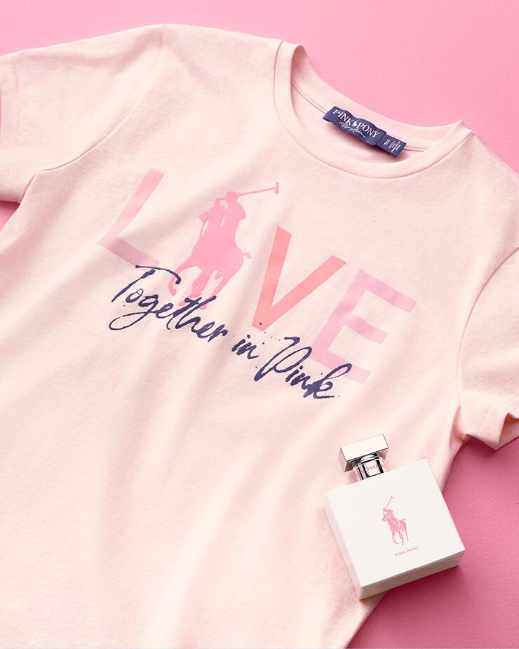 랄프 로렌 2020 핑크 포니 캠페인 컬렉션
