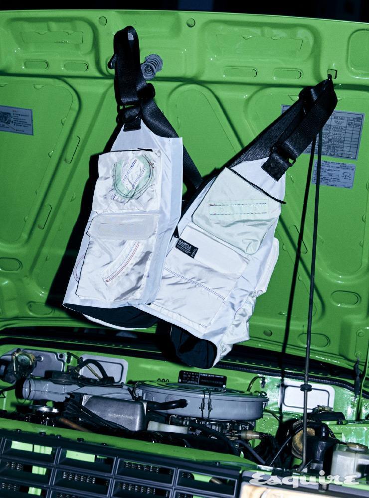 버려지는 에어백과 안전벨트를 활용한 유틸리티 베스트 현대자동차 x 퍼블릭 스쿨