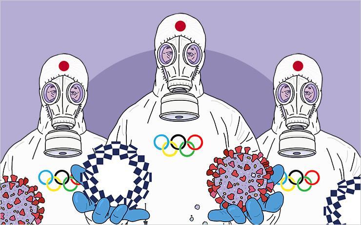 도쿄 시민에게 물었다. 도쿄 올림픽은 '코로나19를 이긴 올림픽'이 될 수 있을까? | 에스콰이어 코리아 (Esquire Korea)