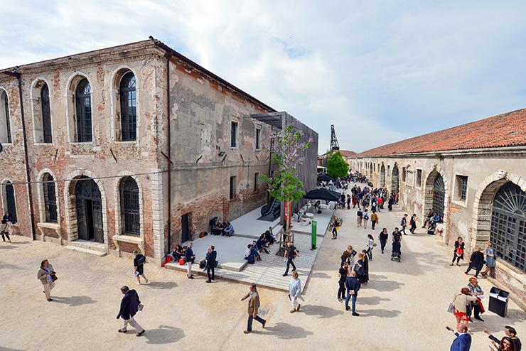 @아르세날레 Arsenale_Photo by Andrea Avezzù_Courtesy La Biennale di Venezia